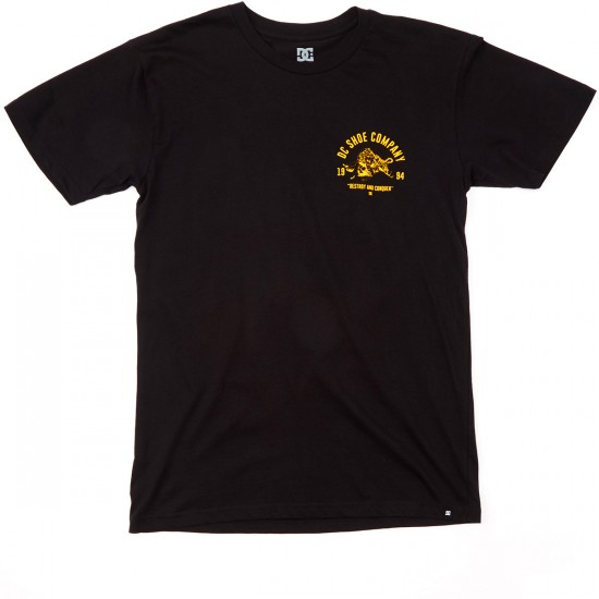 DC Pounce T-Shirt - Black