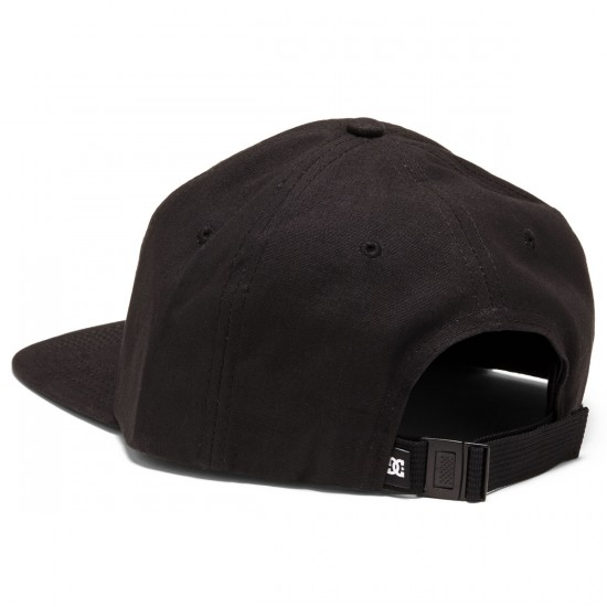 DC Pryson Hat - Black