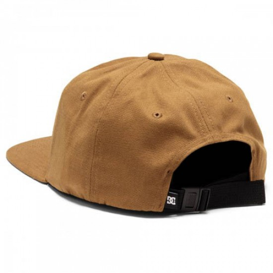 DC Pryson Hat - DC Wheat