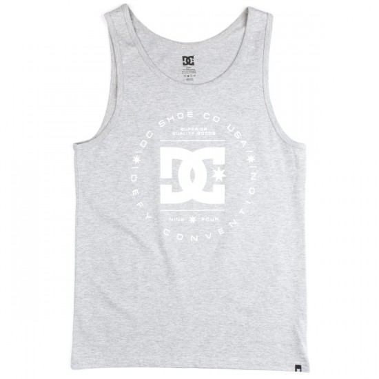 DC Rebuild Tank Top - Heather Grey