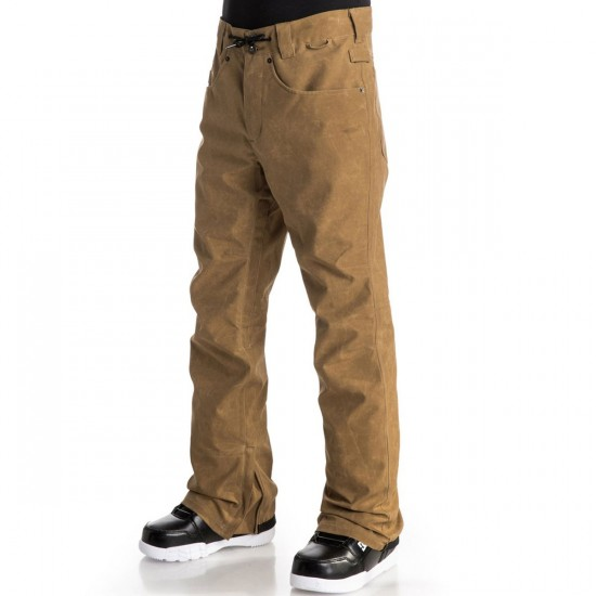 DC Relay Snowboard Pants - Dull Gold