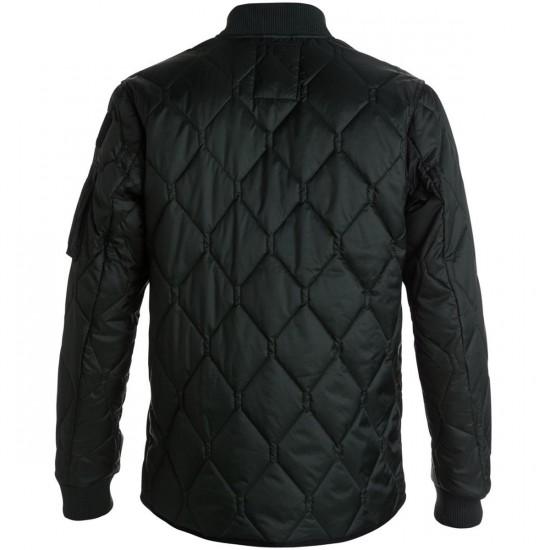 DC Bombing Jacket - Black