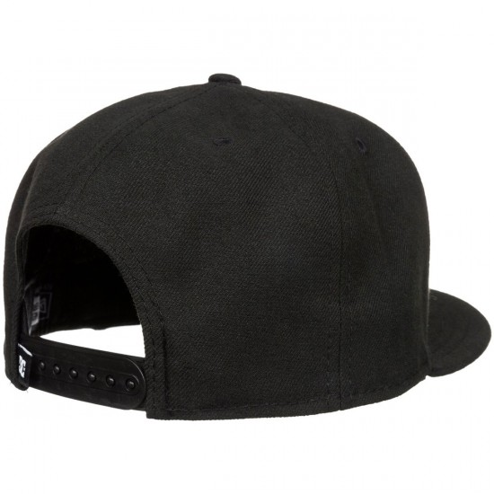DC Double Up Hat - Black