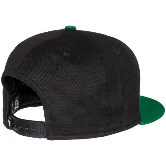 DC Double Up Hat - Black/Kelly