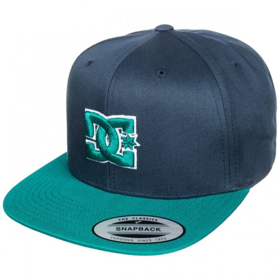 DC Snappy Hat - India Ink