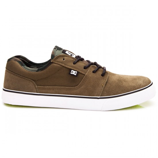 DC Tonik SE Shoes - Military Green - 10.0