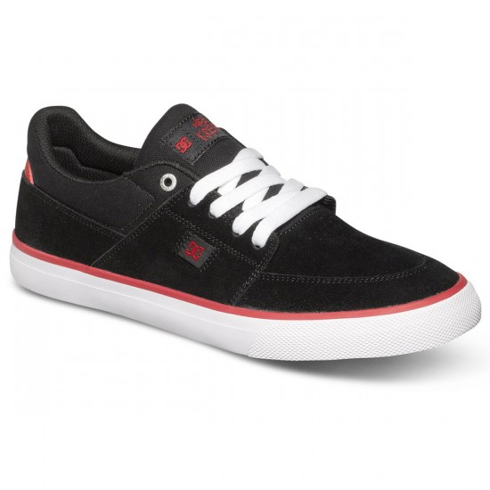 DC Wes Kremer Shoes - Black/Red/White - 11.0