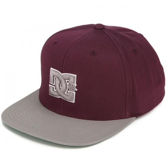 DC Snappy Hat - Port Royale/Monument