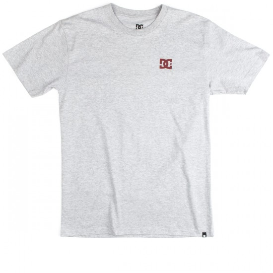DC Solo Star T-Shirt - Light Heather Grey