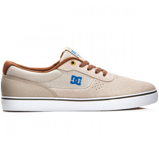 DC Switch S Shoes - Taupe - 6.0