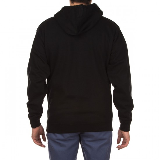 Deathwish Deathspray Pullover  Hoodie - Black/Red