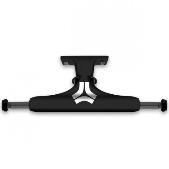 Destructo D.1 Skateboard Trucks - Low - Black