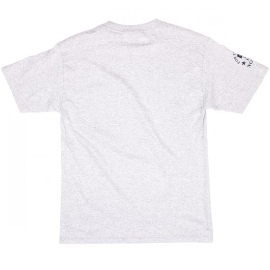 DGK Global T-Shirt - Athletic Heather