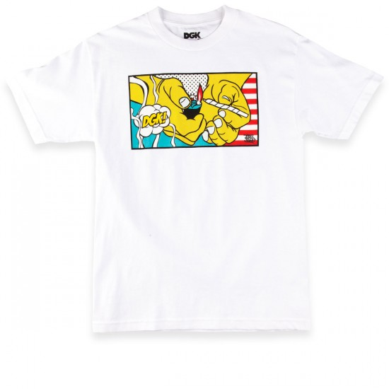 DGK Life Of DGK T-Shirt - White