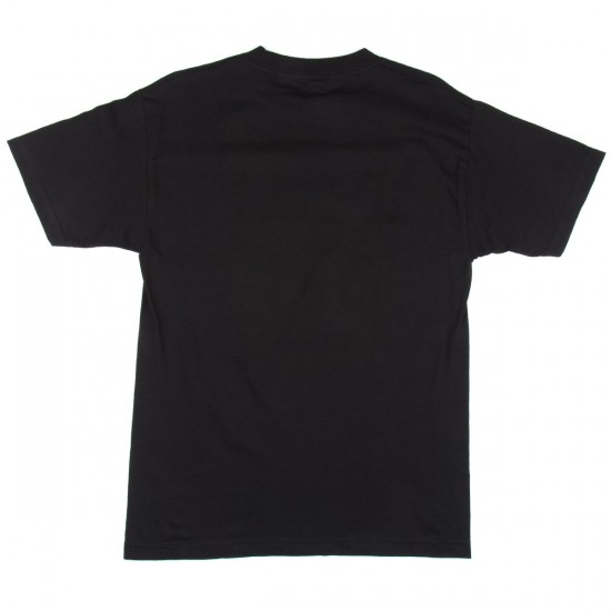 DGK On A Wire T-Shirt - Black