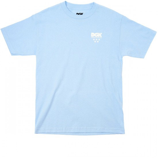DGK Skateboards Pastel Logo T-Shirt - Powder Blue