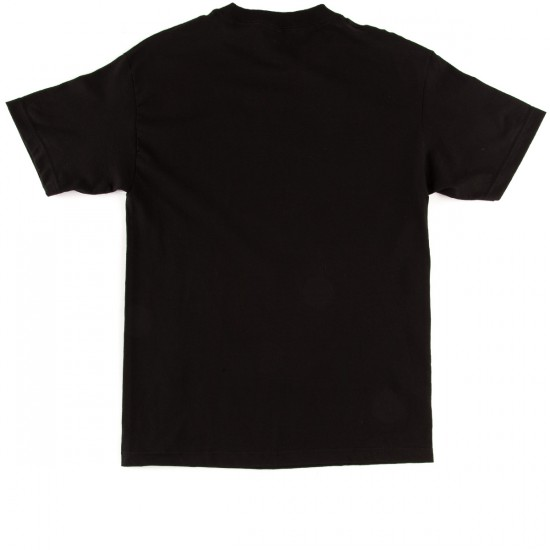 DGK Support T-Shirt - Black