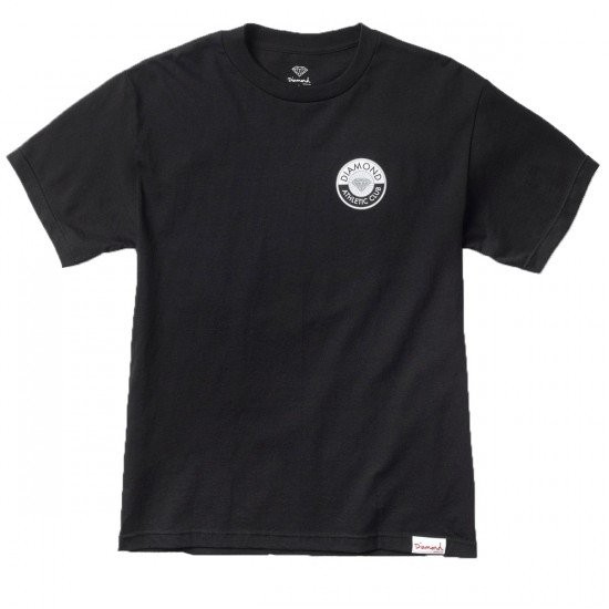 Diamond Supply Co. Athletic Club T-Shirt - Black