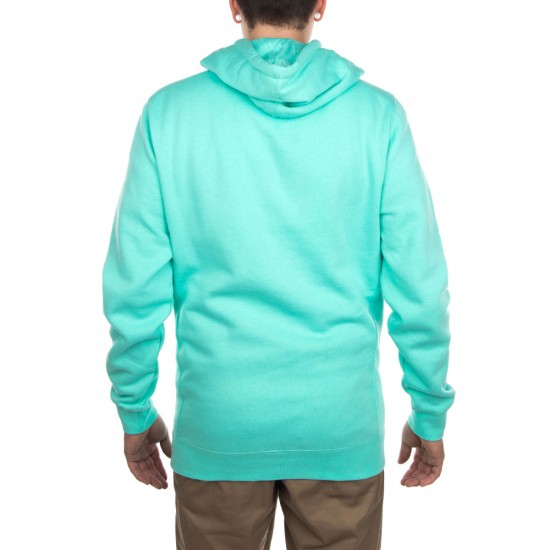 Diamond Supply Co. Chalk Hoodie - Diamond Blue