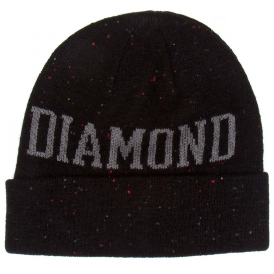 Diamond Supply Co. College Beanie - Black