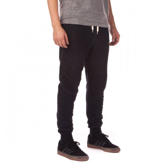 Diamond Supply Co. College Sweat Pants - Black - LG