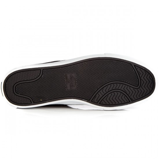 Diamond Supply Co. Crown Shoes - Black Distressed - 9.5