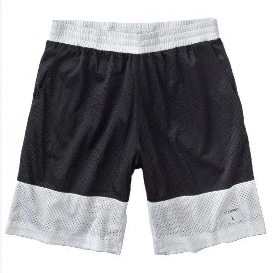 Diamond Supply Co. Diamond Arch Basketball Shorts - Black