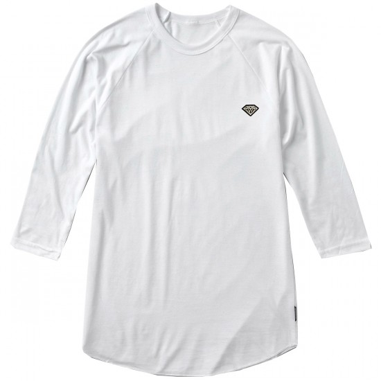 Diamond Supply Co. Diamond Patch T-Shirt - White