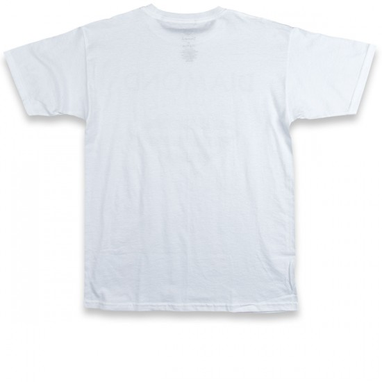 Diamond Supply Co. Fastening Device T-Shirt - White