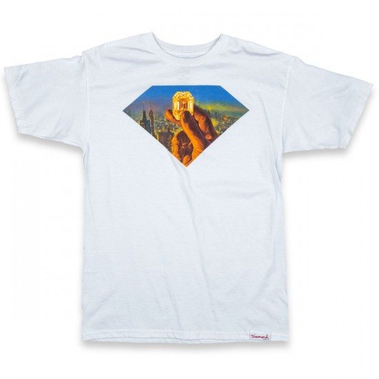 Diamond Supply Co. Fortune T-Shirt - White