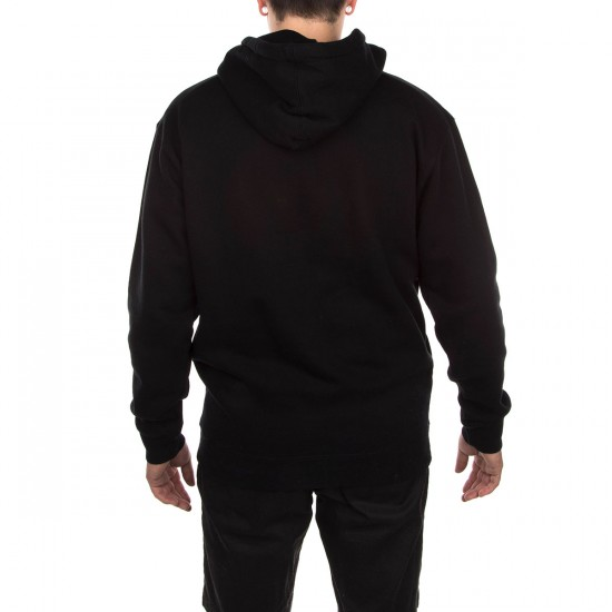 Diamond Supply Co. High Clarity Pullover Hoodie - Black