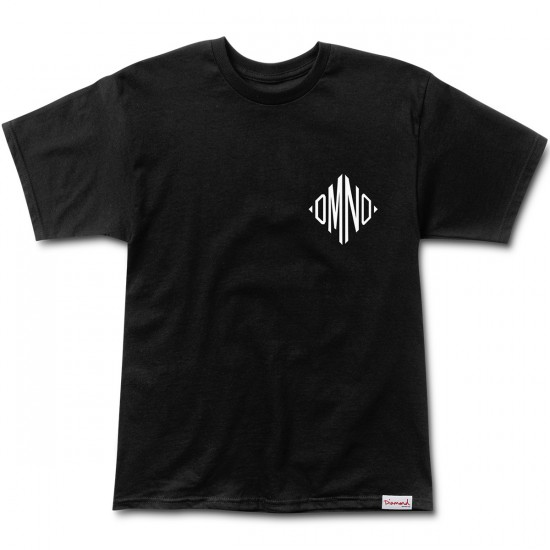 Diamond Supply Co. Monogram T-Shirt - Black