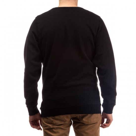 Diamond Supply Co. OG Script Crewneck Sweatshirt - Black