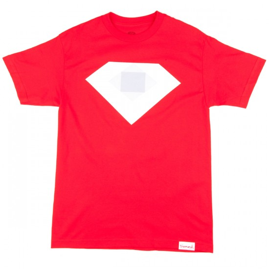 Diamond Supply Co. Rotoscope T-Shirt - Red