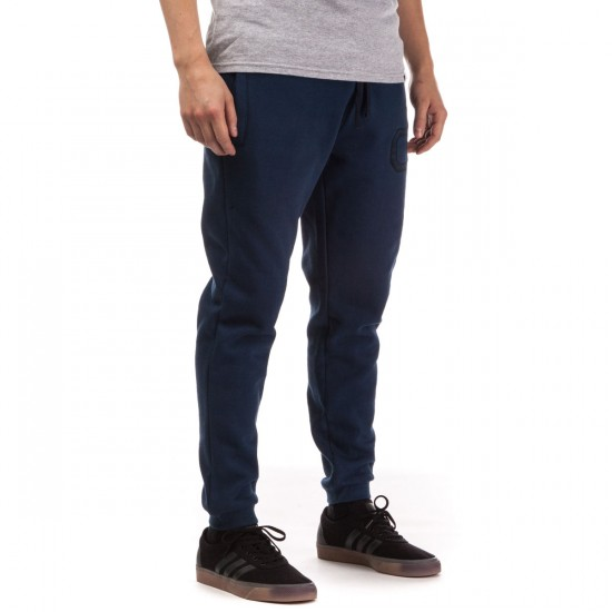 Diamond Supply Co. School Yard Sweatpants - Navy - LG