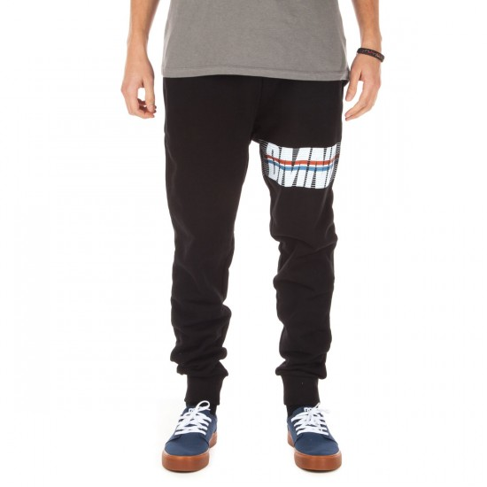 Diamond Supply Co. Triathalon Sweat Pants - Black - LG