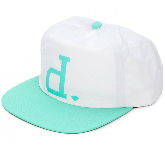 Diamond Supply Co. Un Polo Snapback Hat - White