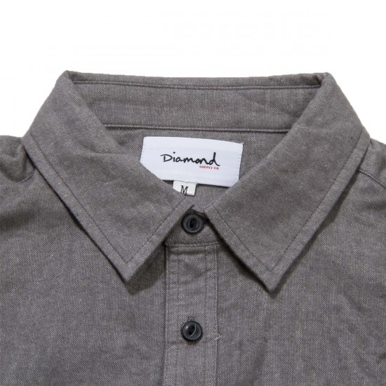 Diamond Supply Co. Union Shirt - Heather