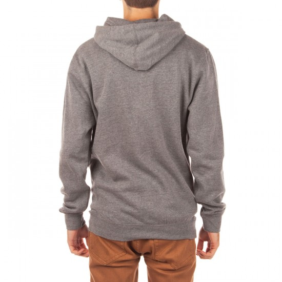 Diamond Supply Co. Widow Hoodie - Gunmetal Heather