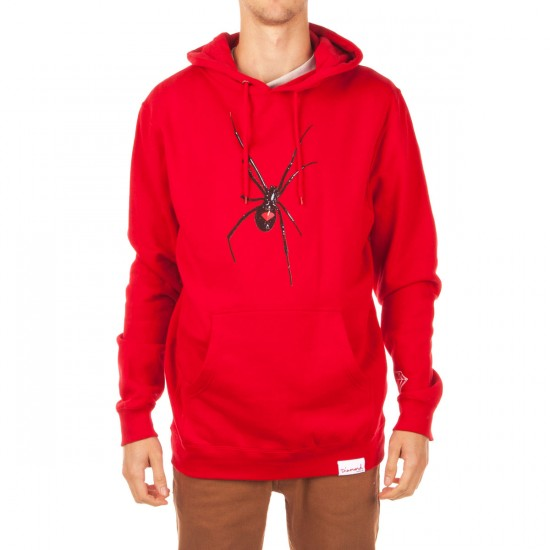 Diamond Supply Co. Widow Hoodie - Red