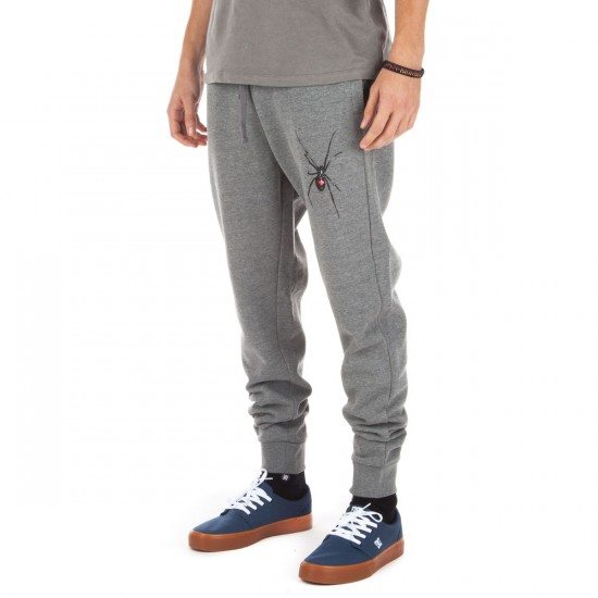Diamond Supply Co. Widow Sweat Pants - Gunmetal Heather - MD