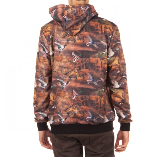 Diamond Supply Co. Woodland Hoodie - Brown