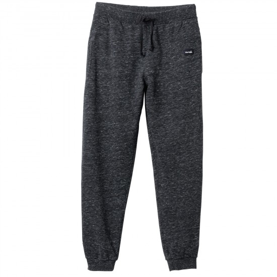 Diamond Supply Co. Hookie Sweatpants - Heather Black