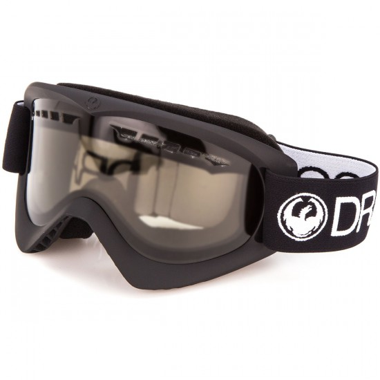 Dragon DX Snowboard Goggles - Coal/Smoke
