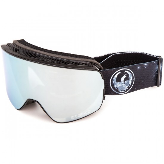 Dragon NFX2 Snowboard Goggles - Forest Bailey Signiture/Mirror Ion with Yellow Red Ion