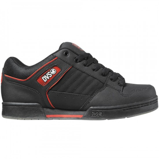DVS Durham Shoes - Black/Nubuck/Deegan - 10.0