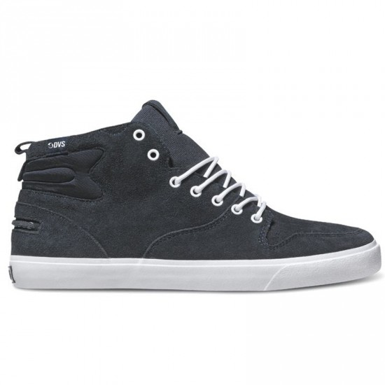 DVS Elm Shoes - Navy Suede - 9.0