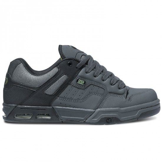 DVS Enduro Heir Shoes - Black/Grey/Nubuck - 8.0