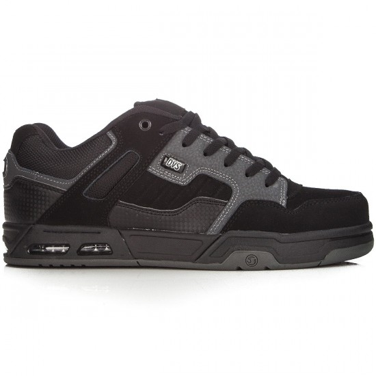 DVS Enduro Heir Shoes - Black/Grey/Trubuck - 8.0