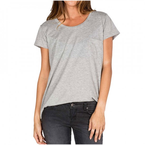 Eden Elba Shirt - Grey Heather
